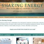 sharing energy, studio 544, freelance web designer, web design, hutchinson, mn