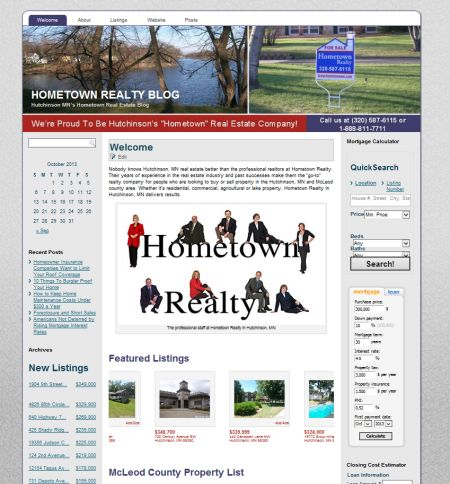 hometown realty, blog, hutchinson, mn, real estate, realtors, homes for sale