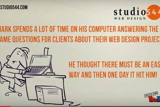 studio 544, web design, freelance web designer, hutchinson, mn, minnesota, twin cities, mark lewandowski, web site project faq, video, animation, web design project faq