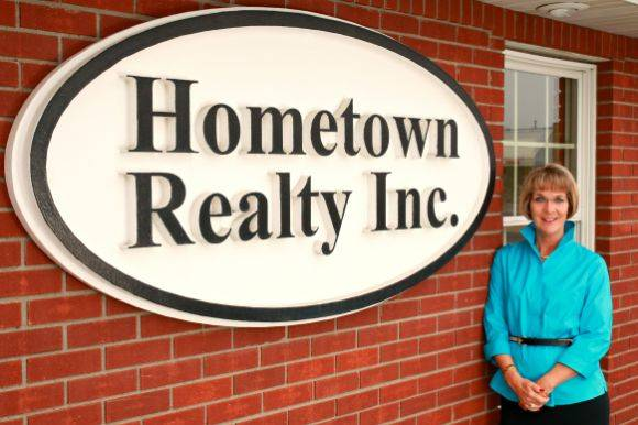 hometown realty, hutchinson, mn, studio 544, freelance web designer, web design